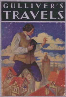 a review of jonathan swifts gulliver travels Gulliver's travels by: johnathan swift published by the penguin group, 1983 maxine walters introduction slideshow 2598561 by bebe.