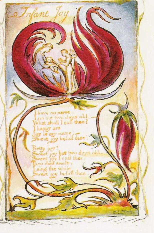 illustrated songs of innocence and songs of experience