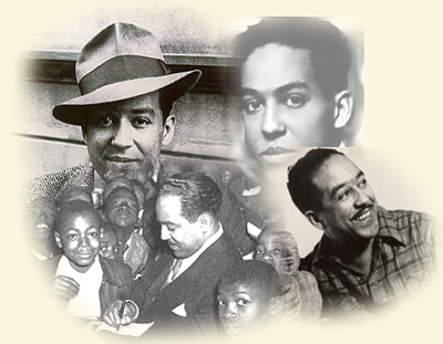 essay langston hughes poetry